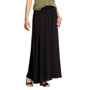 Old Navy | Black Maxi Skirt